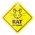 Rat à BORD